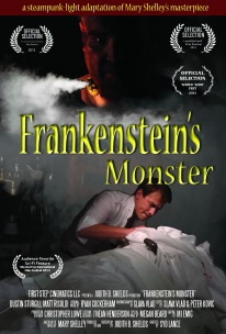 Frankenstein Poster 2--Laurels